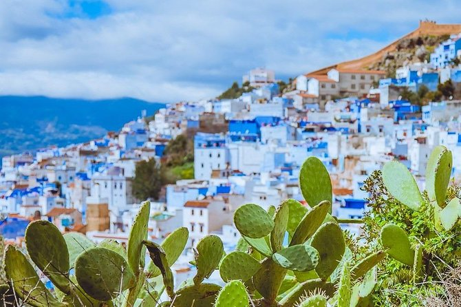 Day trip to Chefchaouen and Akchor water falls