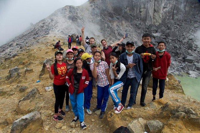 3D2N Sibolangit-Berastagi-Sibayak Vulcano Adventure Tour