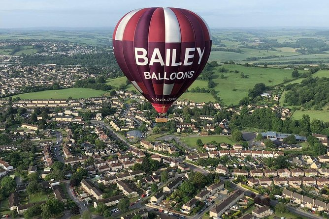 Hot Air Balloon Flight from Bristol