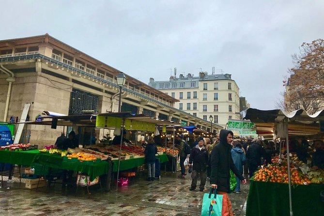 Aligre market