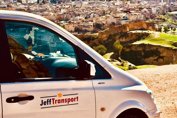 Private transfer Tangier to Fes with a stop to visit Chefchaouen