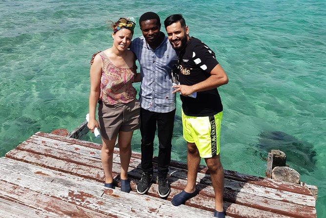 Zanibar Prison Island Boat Trip