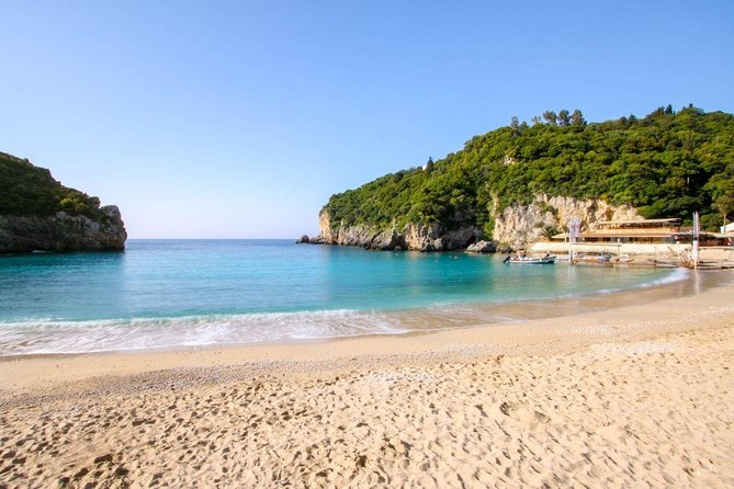 Private Tour to Paleokastritsa & Wine Tasting from Corfu
