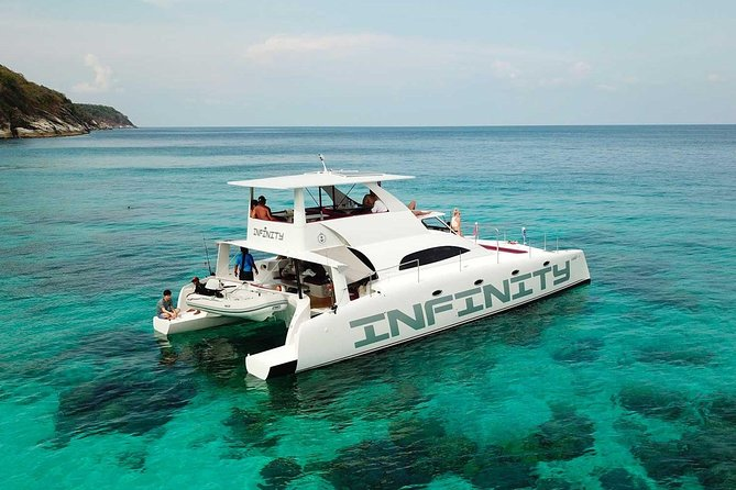 47ft Power Catamaran to Phi Phi Island photo 10