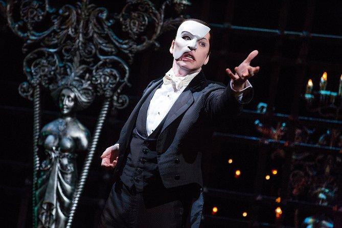 Phantom of the Opera On Broadway Ticket