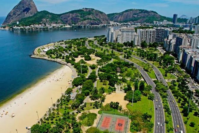 Rio Half-Day Tour without Sugarloaf and Christ