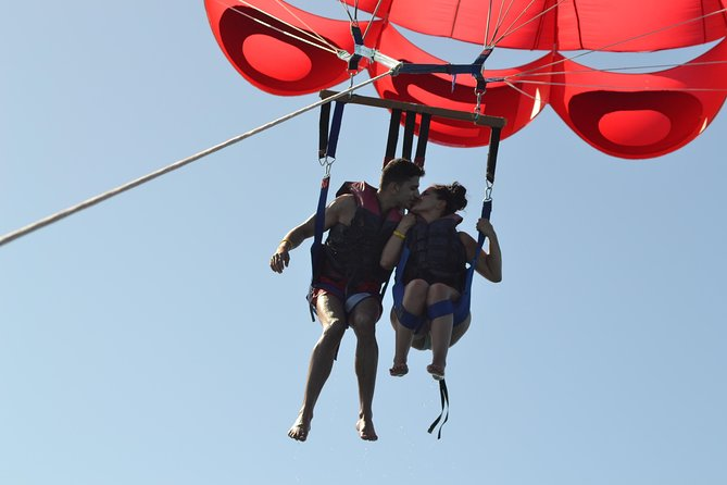 Parasailing Adventure On Marine - Hurgahda