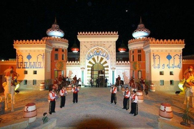 1001 Nights Show With Transfer - Hurghada