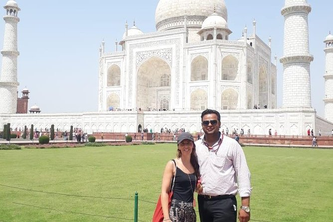 Day tour to Taj Mahal & Agra fort from Delhi,5 star hotel lunch included . photo 77