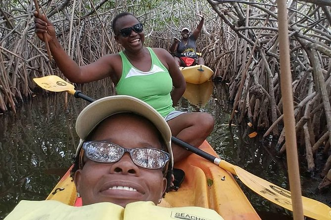 Guided Fresh Water Lagoon Kayaking