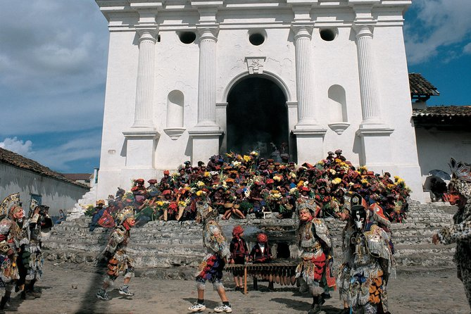 Chichicastenango Market and Lake Atitlan day tour with lunch from Guatemala city