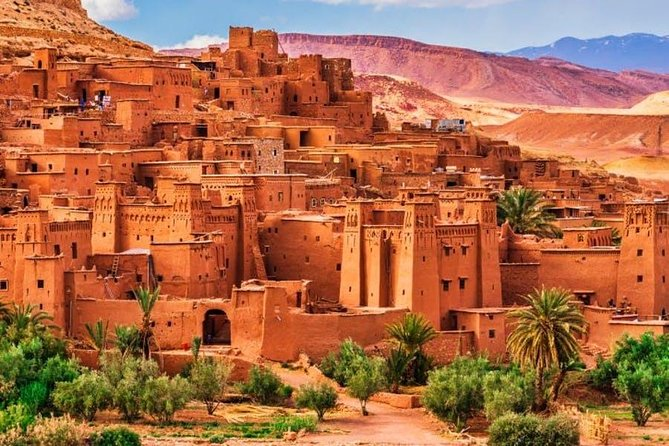 5 Days Tour from Tangier to Marrakech via Chefchaouen Fes and Sahara desert photo 8