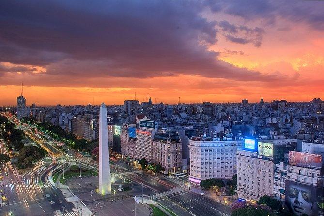 Viagem de 12 dias Argentina e Brasil