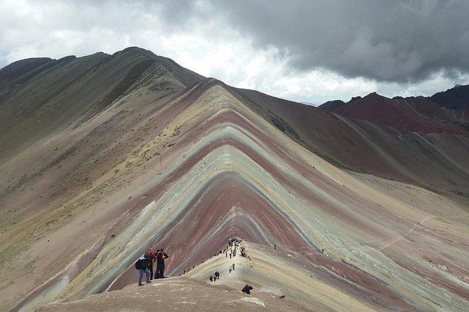 Vinicunca - Rainbow Mountain