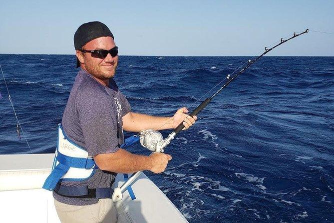 Fishing Charter 8 Hours