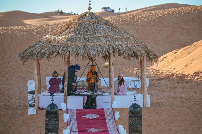 Morocco Anti-Atlas & Sahara 8 Days Tour from Marrakech