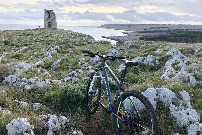 Mountain Bike Adventure: Porto Badisco and the Nature Park Trails
