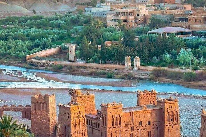 2 Days Tour from Marrakech to Ouarzazate