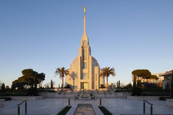 Private Service - The Rome Italy Temple (hotel pick up/drop off)