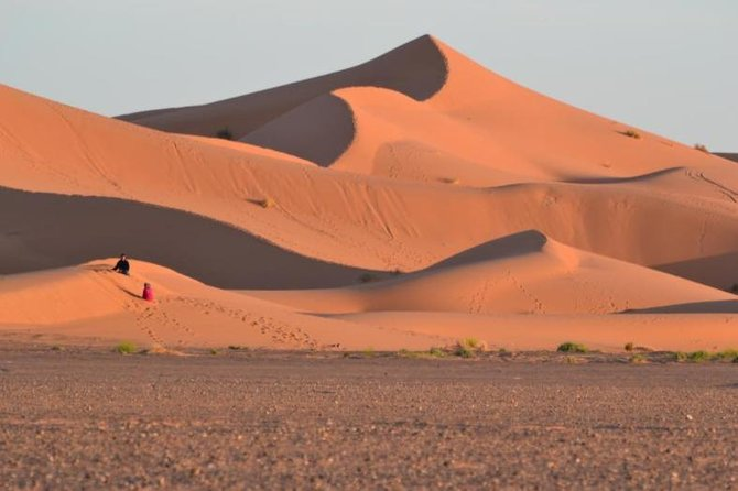3 days in the Merzouga desert from Marrakech to Fes: luxury camp