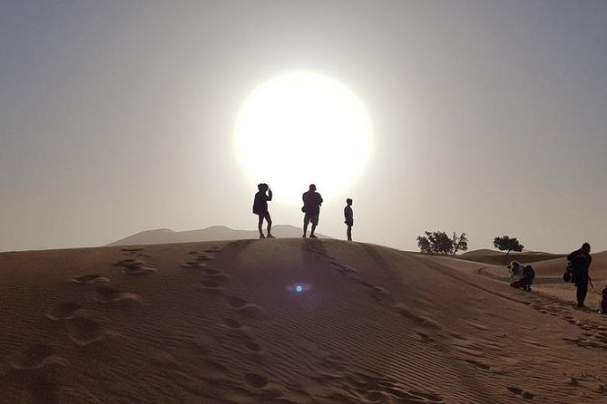 Merzouga desert tour 3 days from Marrakech to Fes photo 1