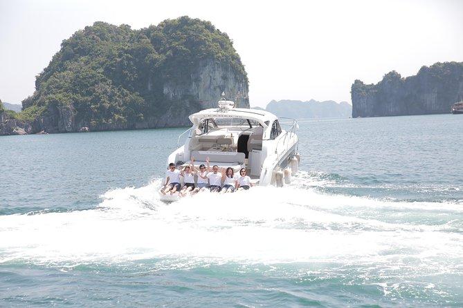 Ha Long Bay yacht │Leader 36 luxury 2 bedrooms