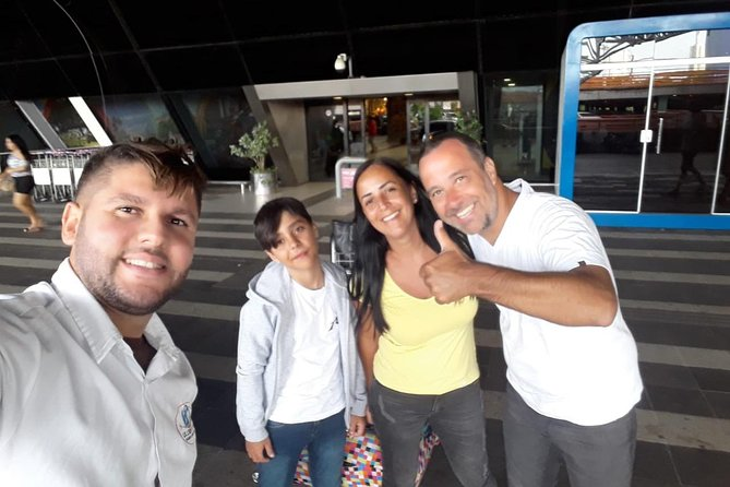 Arrival Transfer from Airport of Recife to Praia da Pipa