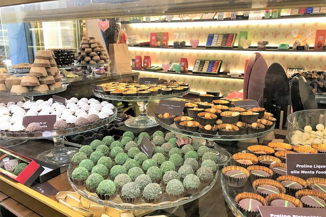 Chocolate and Sweets Tour Turin
