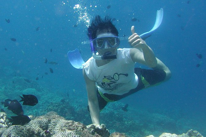 Bali Snorkeling Trip at Blue Lagoon