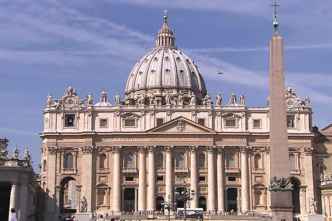 Vatican Museums, Sistine Chapel and St. Peter's Church without lines
