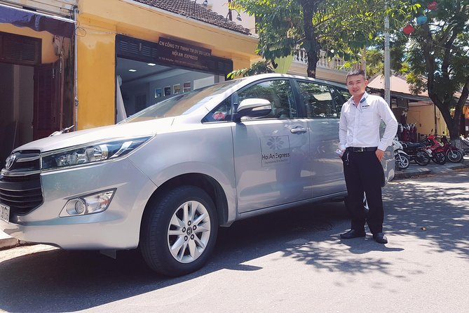 Private Transfer: Ha Noi City to/from Hai Phong City