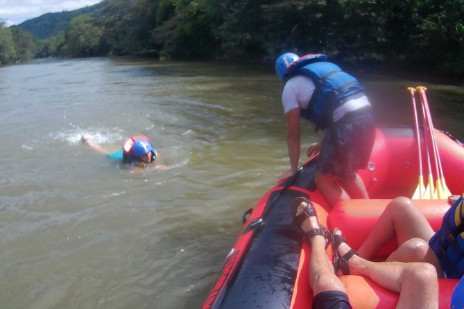 Rafting Fonse River (Class II & III)