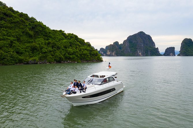 Ha Long Bay Yacht │Luxury Leader 40 photo 21