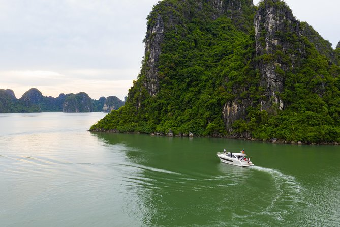 Ha Long Bay Yacht │Luxury Leader 40 photo 18