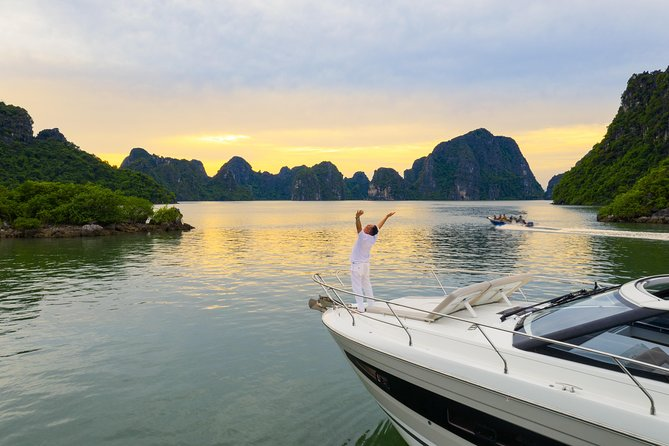 Ha Long Bay Yacht │Luxury Leader 40 photo 8