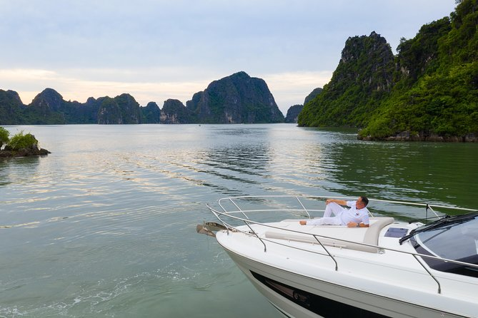 Ha Long Bay Yacht │Luxury Leader 40 photo 11