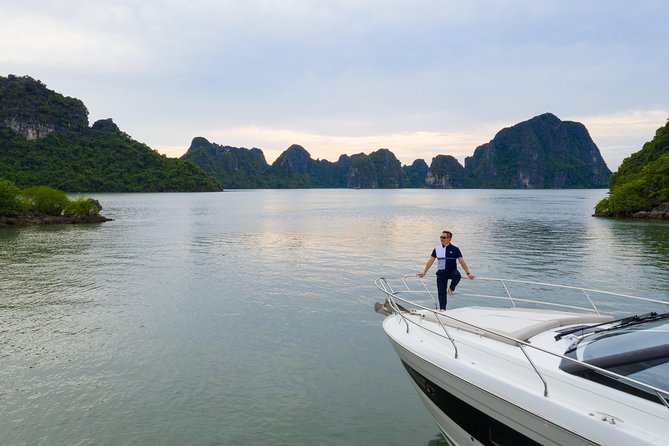 Ha Long Bay Yacht │Luxury Leader 40 photo 20