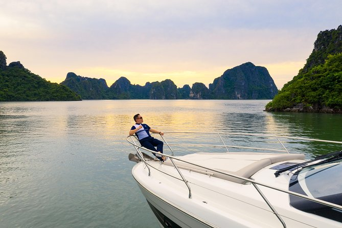 Ha Long Bay Yacht │Luxury Leader 40 photo 23