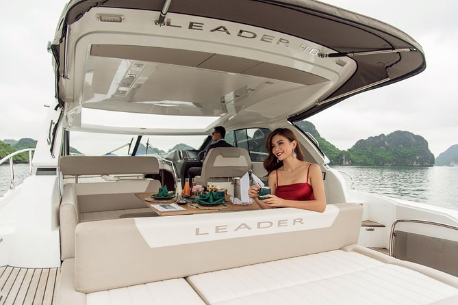 Ha Long Bay Yacht │Luxury Leader 40 photo 3