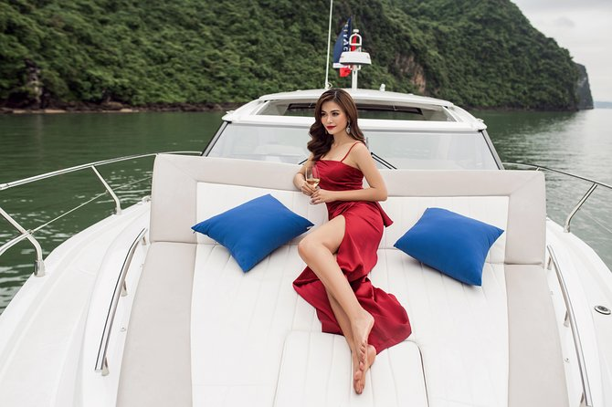 Ha Long Bay Yacht │Luxury Leader 40 photo 12