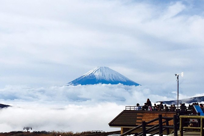 Mt. Fuji and Hakone Day Trip from Odawara with Private Car and Driver-Guide