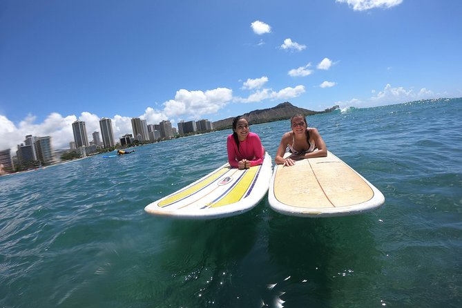 Surf Lesson (2+ People)