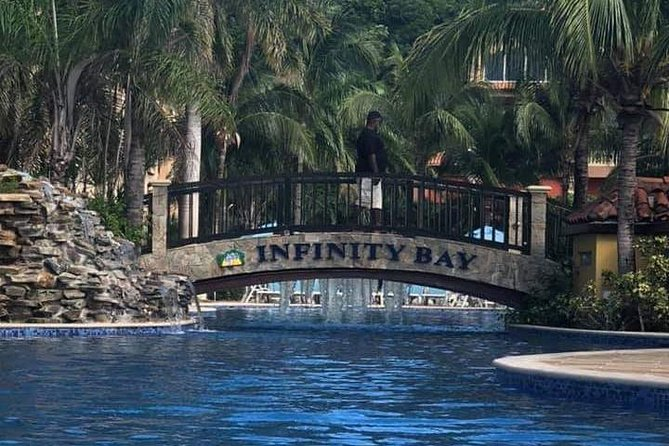 Infinity Bay all inclusive Day Pass+ Monkey & Sloth Experience