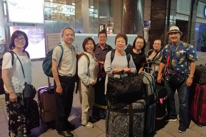 Cameron Highlands To Kuala Lumpur International Airport