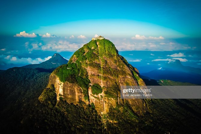 ADAMS PEAK (HOLY MOUNTAIN) WITH THE HILLS - 6 days
