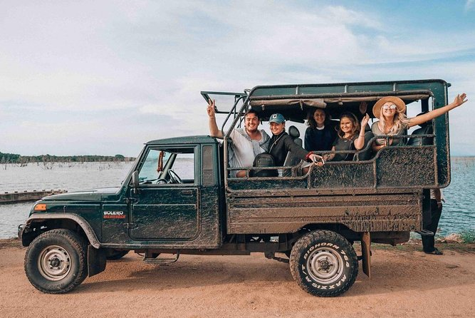 Half Day Safari at Yala National Park with Lunch from Kalutara / Bentota photo 1