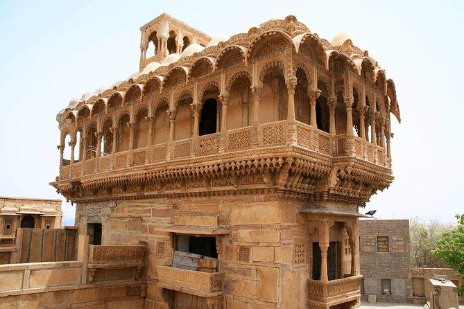 4-Day Golden Sands of Rajasthan Tour including Jaisalmer