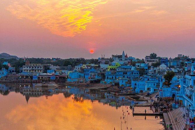 Ajmer Pushkar Day Trip From Jaipur by private car