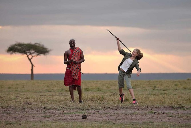 7 Days Maasai Mara-Amboseli Budget Safari (Daily Departure+24h Customer Service)