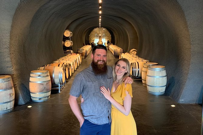 8-Hour Private Napa and Sonoma Wine Tour Including 2-Hour Dinner Transportation